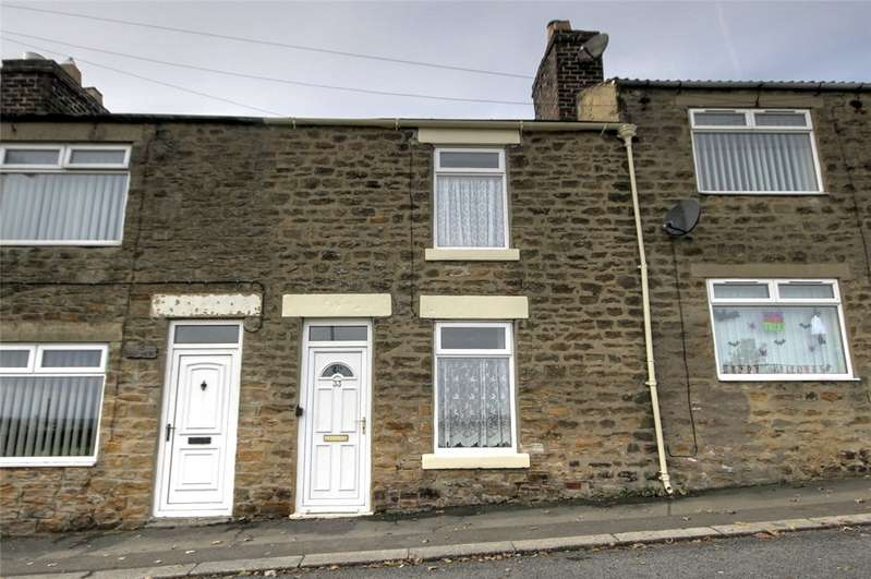 2 Bedrooms Terraced House for sale in High Lands, Cockfield, Bishop Auckland, DL13