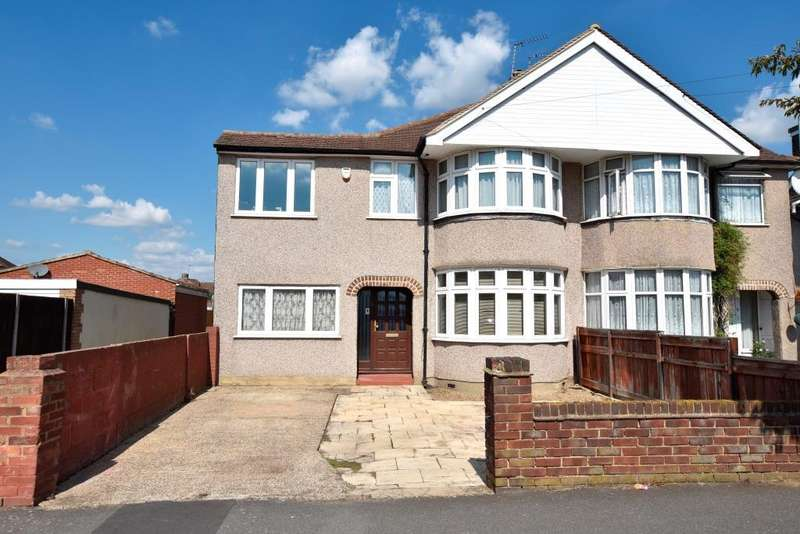 5 Bedrooms House for sale in Hereford Road, Feltham