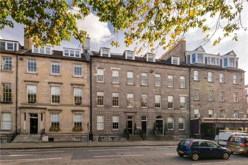 2 Bedrooms Flat for sale in Queen Street, Edinburgh, Midlothian, EH2