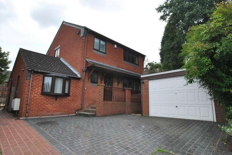 3 Bedrooms Detached House for sale in Smarts Way, St. Georges, Telford, Shropshire, TF2 9PU