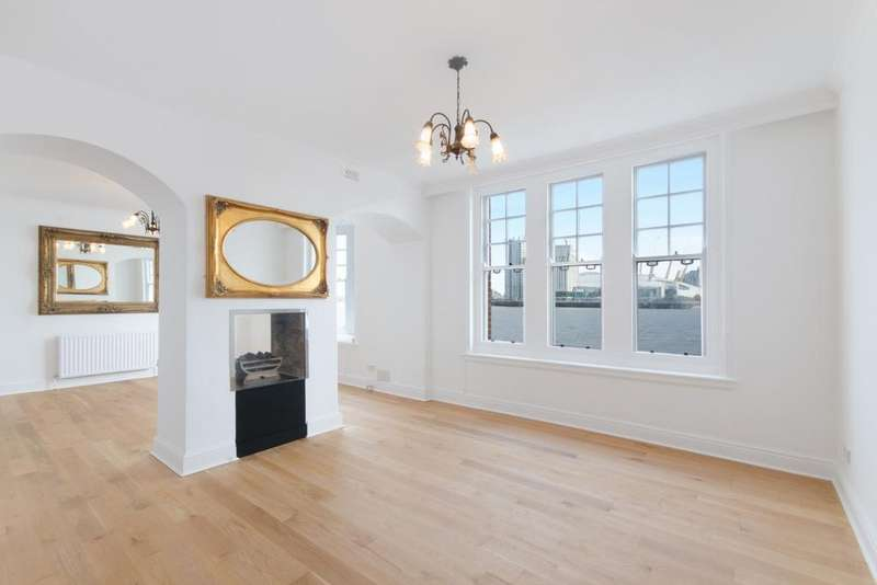 3 Bedrooms Flat for sale in Coldharbour, Canary Wharf E14
