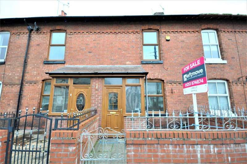 3 Bedrooms Terraced House for sale in North Albert Street, Fleetwood, Lancashire, FY7 6AR