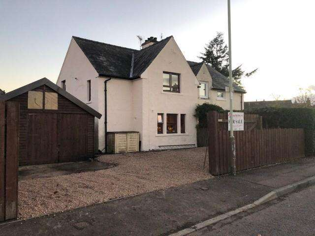 3 Bedrooms Semi Detached House for sale in Duriehill Road, Edzell
