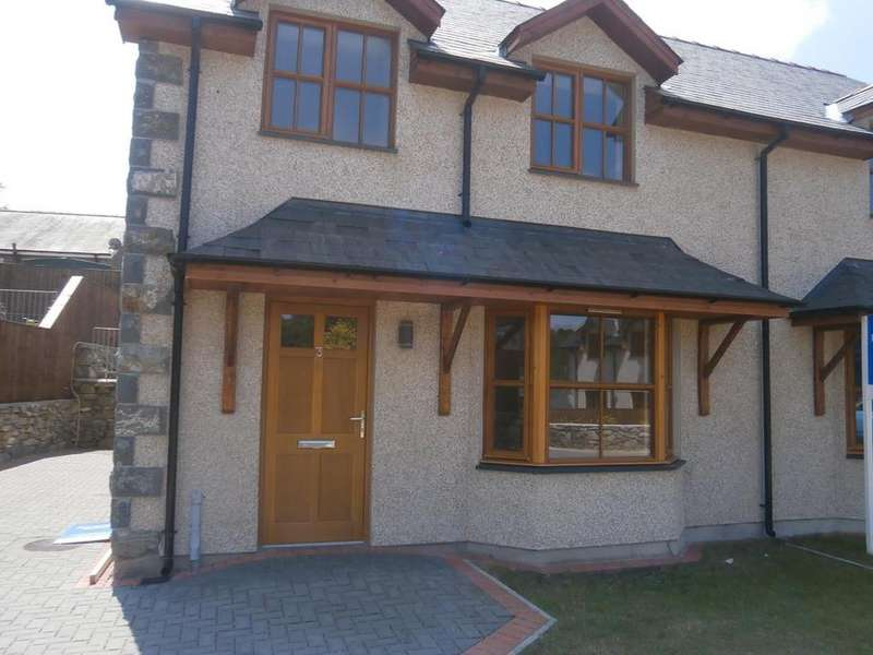 3 Bedrooms House for sale in Plas Newydd, Llanbedr