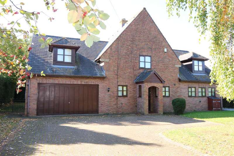 4 Bedrooms Detached House for sale in Ashgrove, Bromash, Ross-on-Wye
