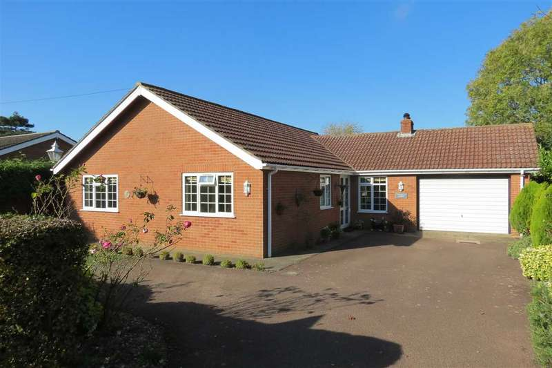3 Bedrooms Detached Bungalow for sale in Woodgrove, Field Lane, Ewerby