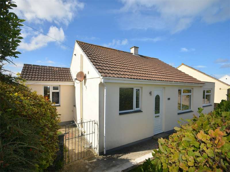 3 Bedrooms Detached Bungalow for sale in Rosenannon Road, Illogan Downs, REDRUTH, Cornwall