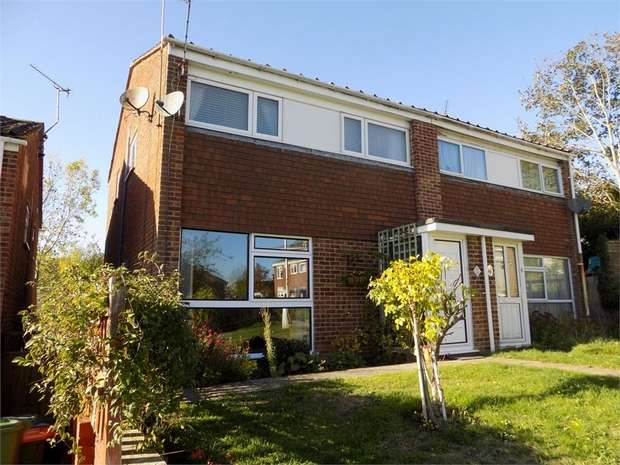 3 Bedrooms Semi Detached House for sale in Knaves Hill, Leighton Buzzard, Bedfordshire