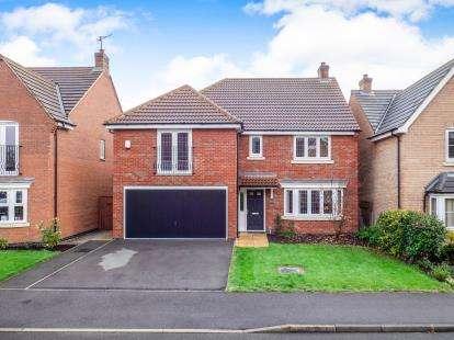 4 Bedrooms Detached House for sale in Langley Close, Bestwood Village, Nottingham, Nottinghamshire