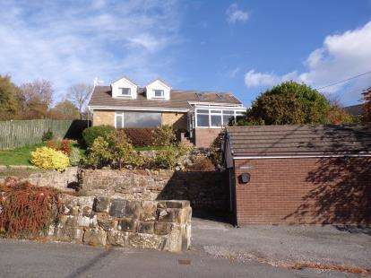 4 Bedrooms Bungalow for sale in Nant Road, Coedpoeth, Wrexham, Wrecsam, LL11