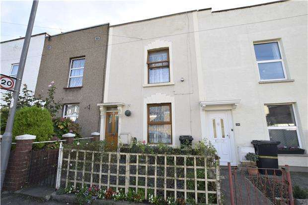 2 Bedrooms Terraced House for sale in Whiteway Road, St George, BS5 7QR
