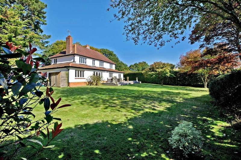 4 Bedrooms Detached House for sale in West Hill, Devon