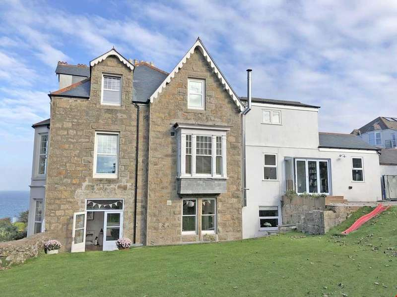 5 Bedrooms Town House for sale in St Ives, West Cornwall , TR26