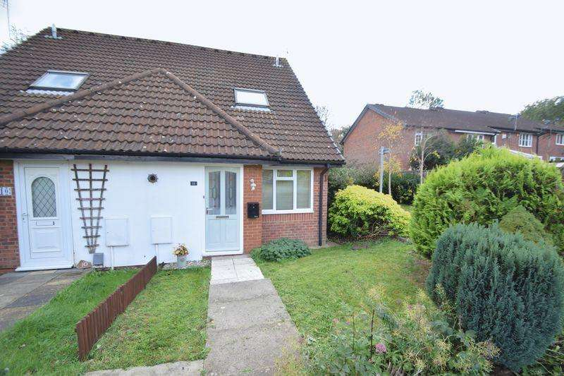 1 Bedroom Terraced House for sale in Gilder Close, Luton