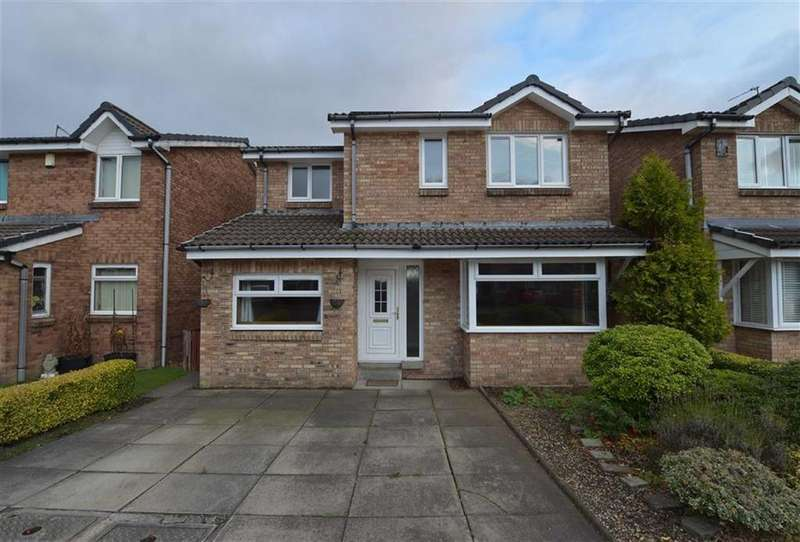 4 Bedrooms Detached House for sale in Fischer Gardens, Paisley