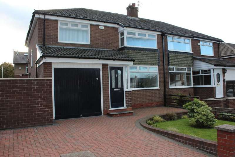 3 Bedrooms Semi Detached House for sale in Onslow Street, Rochdale, Greater Manchester