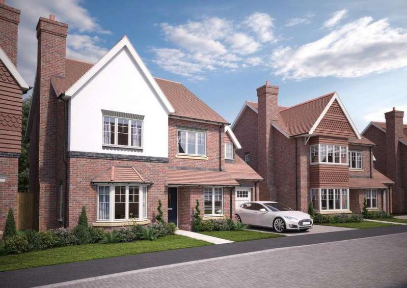 4 Bedrooms Detached House for sale in Tower House, The Street, Mortimer, RG7