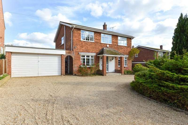4 Bedrooms Detached House for sale in Bluebell Road, Eaton