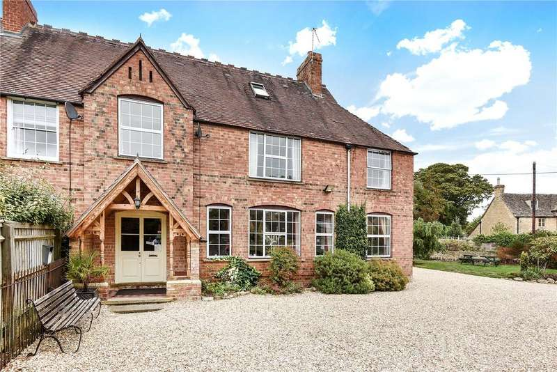 6 Bedrooms Semi Detached House for sale in Station Road, Bourton On The Water, Cheltenham, Gloucestershire, GL54