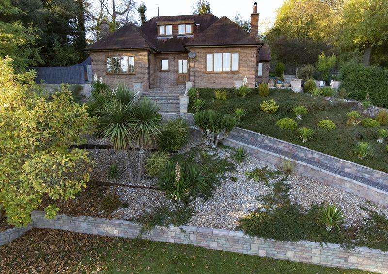 4 Bedrooms Detached House for sale in Buildwas Road, Ironbridge, Telford, Shropshire