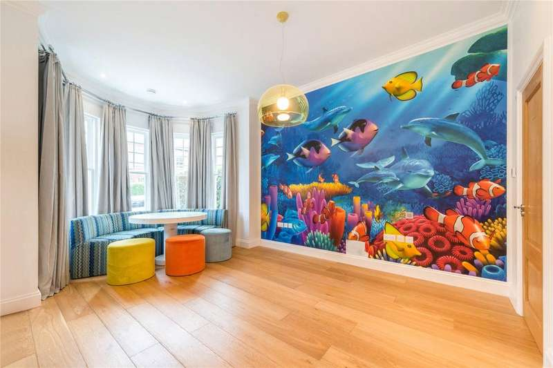 3 Bedrooms Flat for sale in Aberdare Gardens, South Hampstead, London