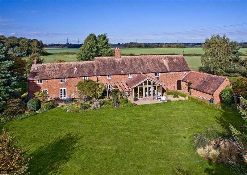 4 Bedrooms Cottage House for sale in Barracks Cottage, Badger, Wolverhampton, Shropshire, WV6