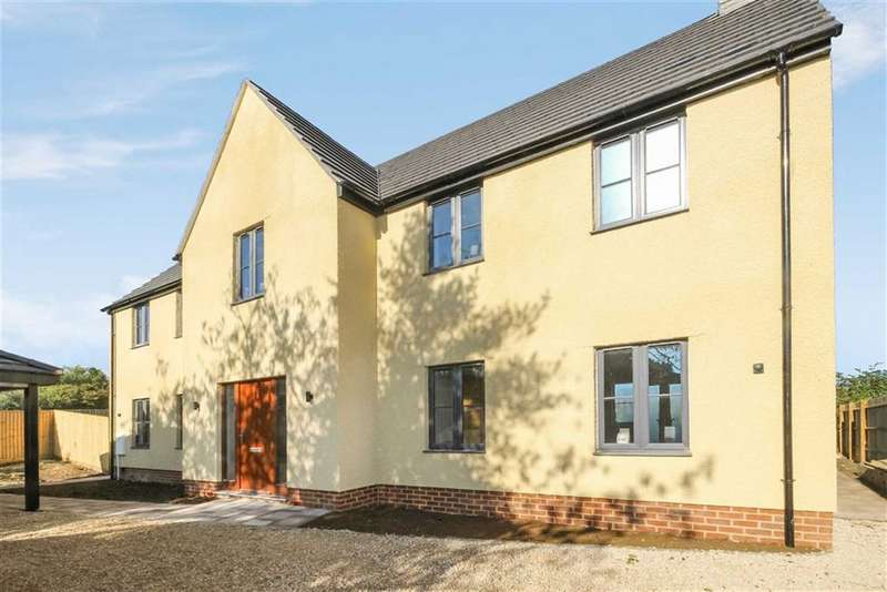 4 Bedrooms Detached House for sale in Greatfield, Royal Wootton Bassett