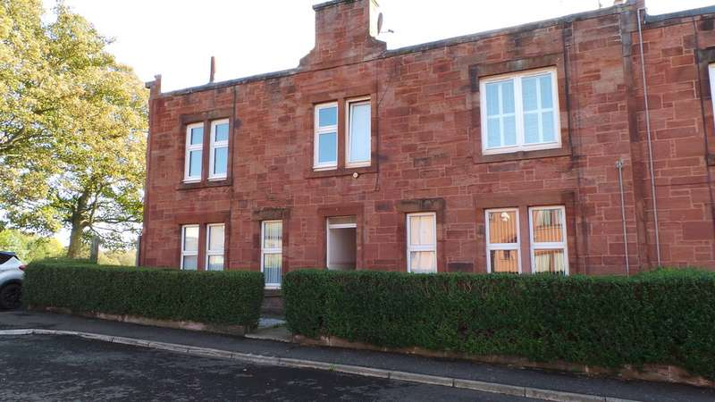 2 Bedrooms Apartment Flat for sale in Howard Street, Arbroath DD11