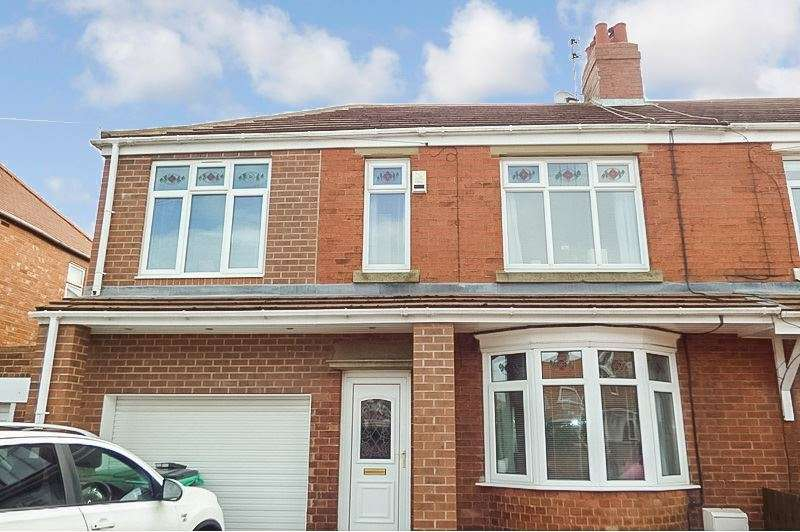 4 Bedrooms Property for sale in Stakeford Crescent, Choppington, Choppington, Northumberland, NE62 5JT