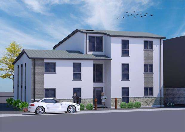 1 Bedroom Flat for sale in St Andrews Place, Stratton, Hospital Road, Bude