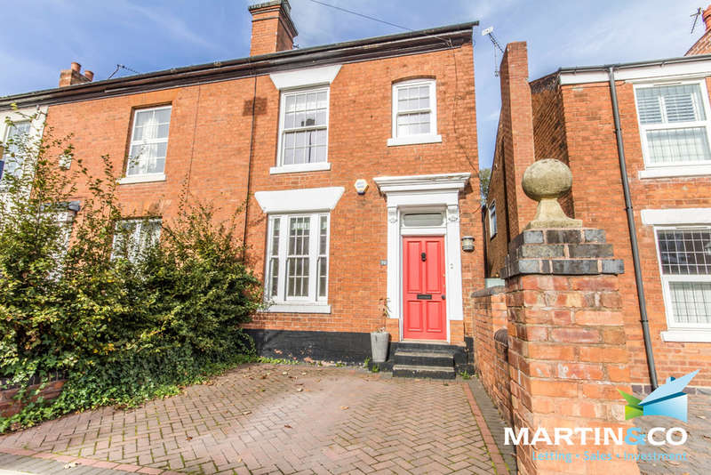 4 Bedrooms End Of Terrace House for sale in Greenfield Road, Harborne, B17