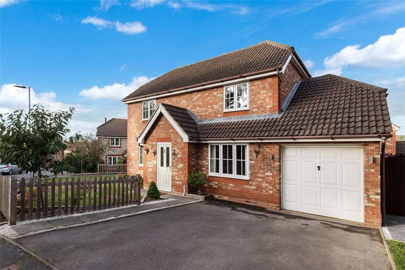 4 Bedrooms Detached House for sale in Darby Vale, Warfield, Bracknell, Berkshire, RG42