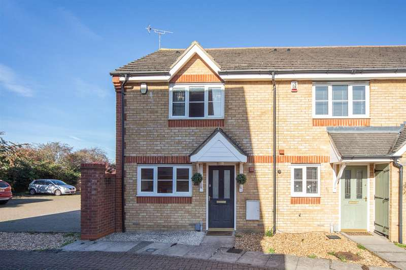 3 Bedrooms End Of Terrace House for sale in Warneford Way, Leighton Buzzard