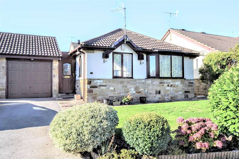 3 Bedrooms Bungalow for sale in Meadowfield Drive, Hoyland, Barnsley, S74 0QE