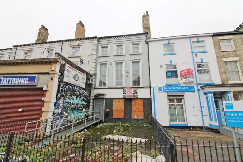 Office Commercial for sale in 27 Beverley Road, Hull, East Yorkshire