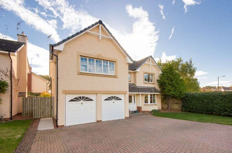 5 Bedrooms Detached House for sale in 6 Middlemas Road, Dunbar, East Lothian, EH42 1GJ