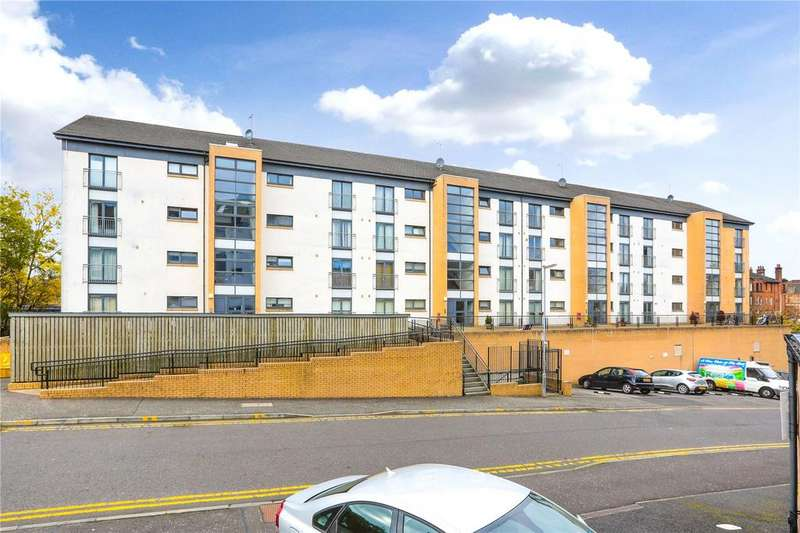 2 Bedrooms Flat for sale in 4/1, 2 White Cart Court, Glasgow, Lanarkshire, G43