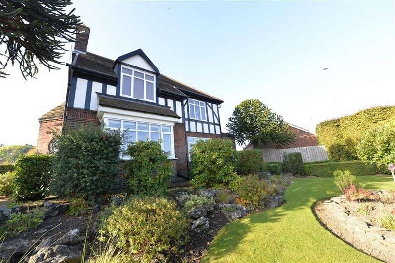 4 Bedrooms Detached House for sale in Lobley Hill