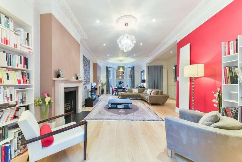 6 Bedrooms Terraced House for sale in Alderbrook Road, London SW12