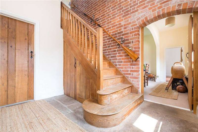 4 Bedrooms Barn Conversion Character Property for sale in Bockleton, Tenbury Wells, Worcestershire, WR15