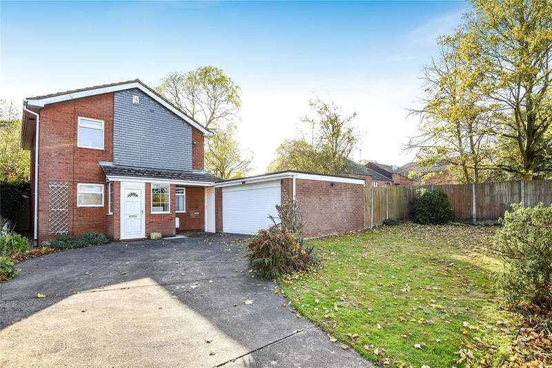 3 Bedrooms Detached House for sale in Manton Road, Lincoln, LN2