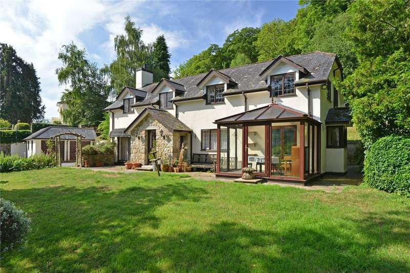 4 Bedrooms House for sale in Lustleigh, Devon, TQ13