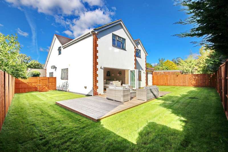 5 Bedrooms Chalet House for sale in LOVEDEAN