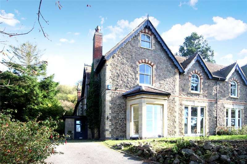 5 Bedrooms Semi Detached House for sale in West Malvern Road, Malvern, Worcestershire, WR14