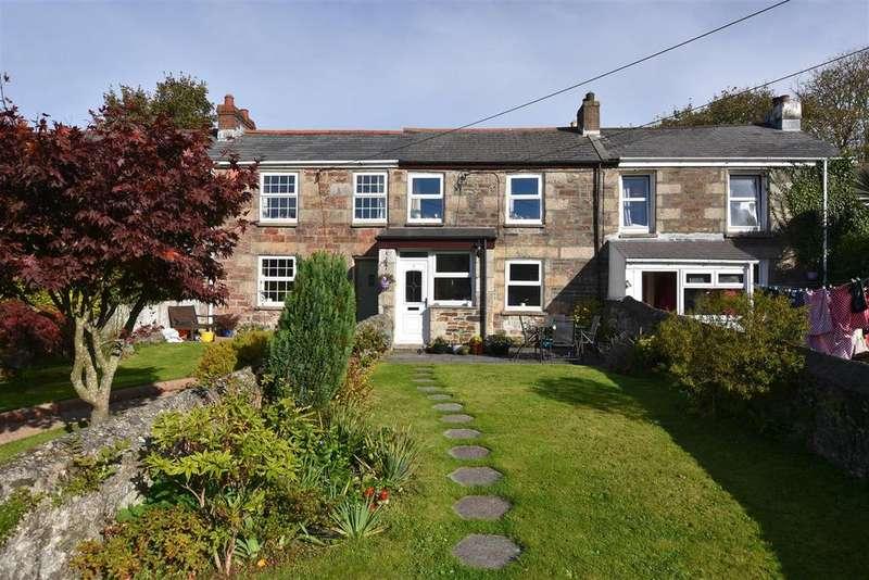 3 Bedrooms Terraced House for sale in Lanner Moor, Redruth