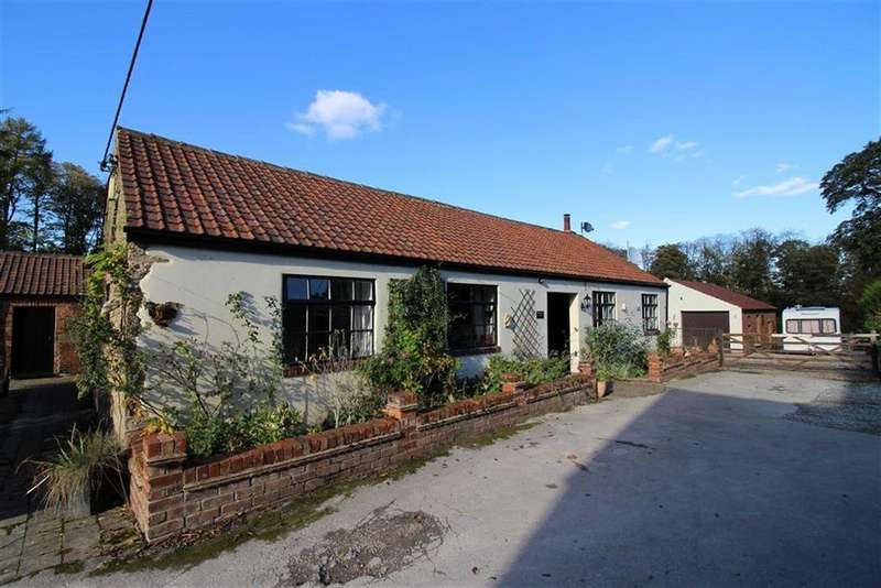 4 Bedrooms Detached House for sale in Knowts Hall Farm, Golden Valley, Alfreton, Derbyshire