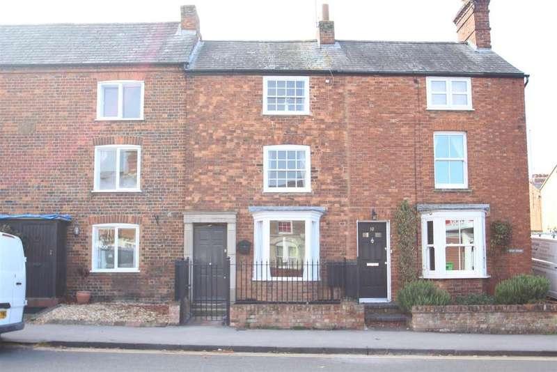 3 Bedrooms Terraced House for sale in London Road, Stony Stratford, Milton Keynes