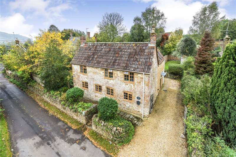 3 Bedrooms House for sale in Middle Ridge Lane, Corton Denham, Sherborne, Somerset, DT9