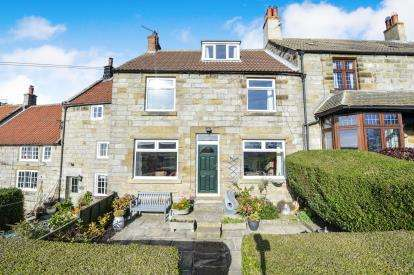 4 Bedrooms Terraced House for sale in Briar Hill, Danby, Whitby, North Yorkshire