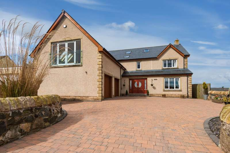 5 Bedrooms Detached House for sale in Taigh Mor, Woodside, Fife, KY8